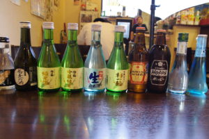 日本酒・蕎麦酒
